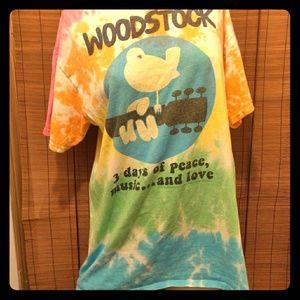 Sale Woodstock liquid blue Large